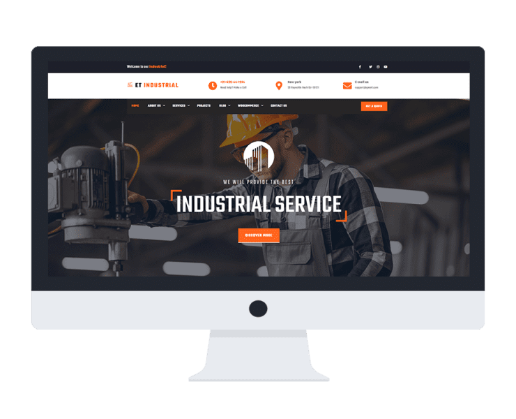 et-industrial-free-responsive-wordpress-theme