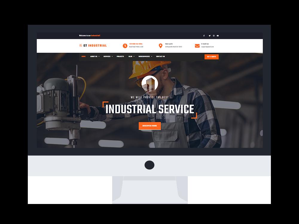 et-industrial-free-responsive-wordpress-theme