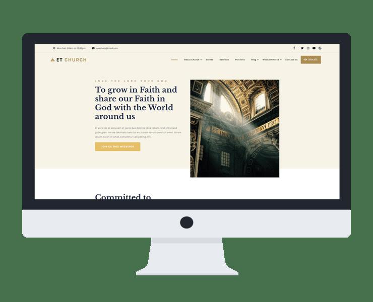 et-church-wordpress-theme-free