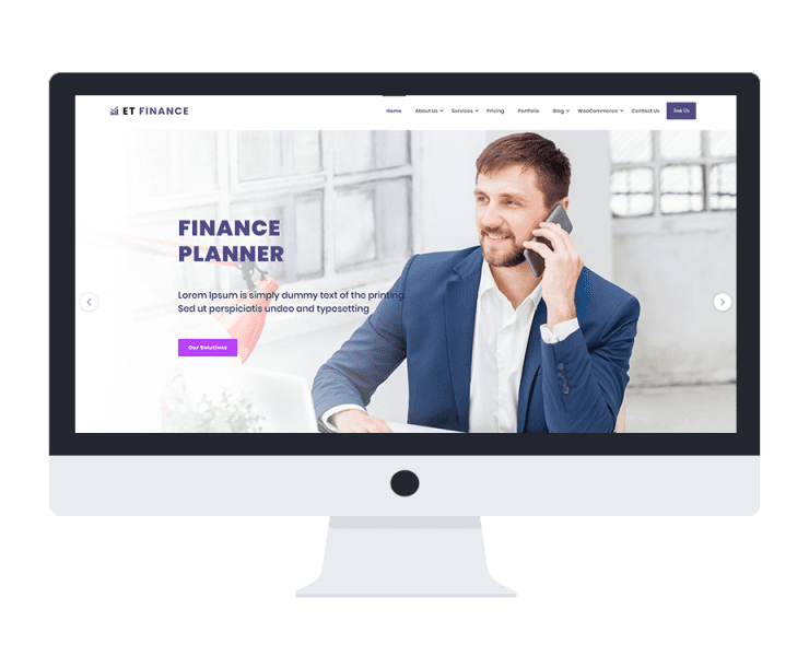 et-finance-wordpress-theme-free