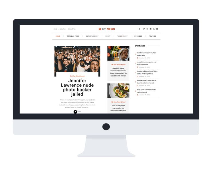et-news-elementor-wordpress-theme