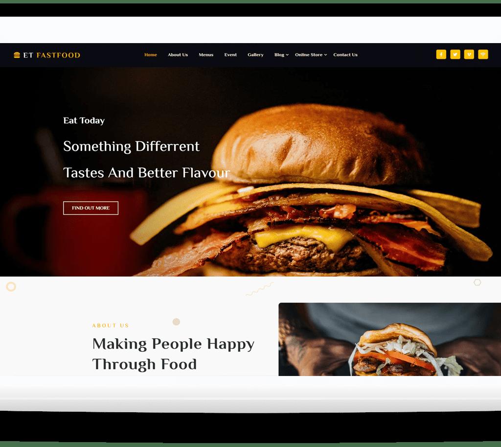 et-fastfood-free-responsive-wordpress-theme-elementor