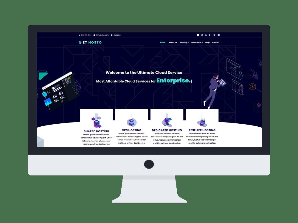 et-hosto-free-wordpress-theme-responsive