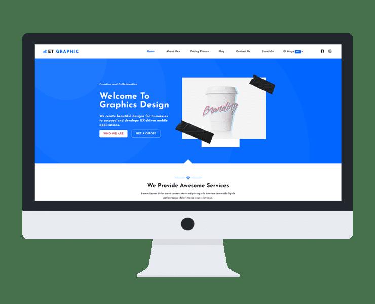 et-graphic-free-joomla-template