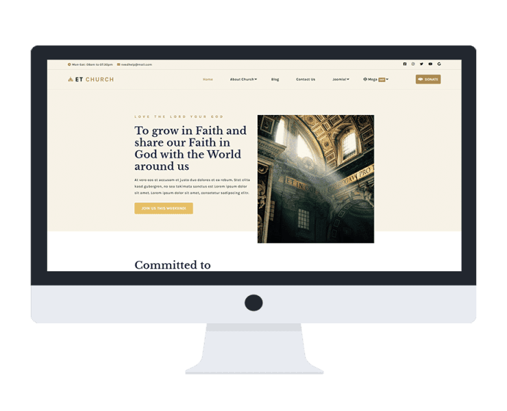et-church-wordpress-theme