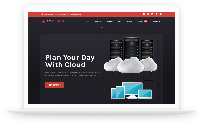 et-cloud-free-joomla-template-page-builder
