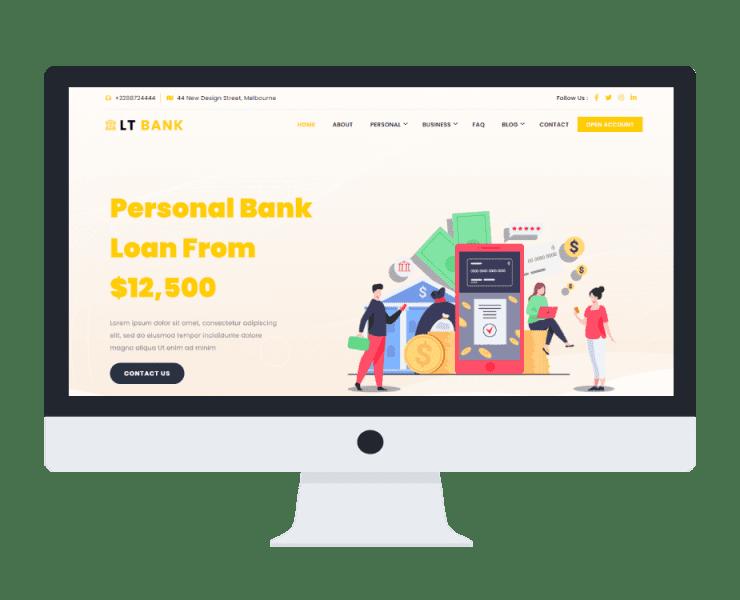 lt-bank-free-wordpress-theme