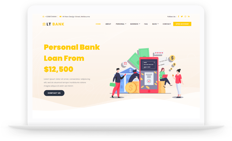 lt-bank-wordpress-theme-responsive-elementor